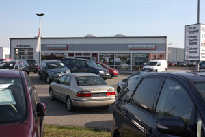 Mothor Autohaus in Brandenburg